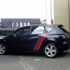 Mazda 3 BK Sport Seitenansicht