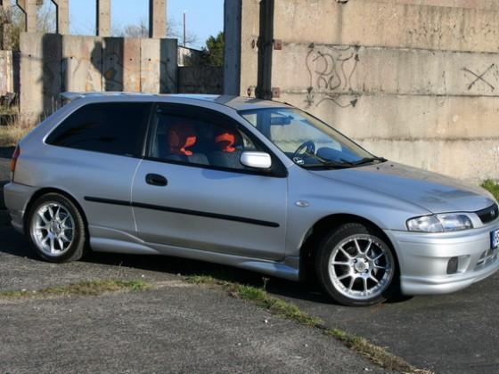 ToniP323 - Mazda 323 P (2011)