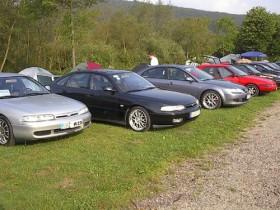 Mazda-Community-Treffen 2004 am Edersee