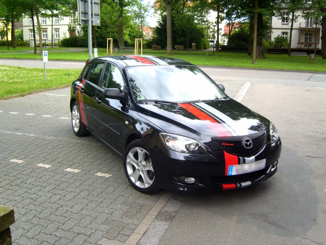 Mein Mazda 3 BK Sport
