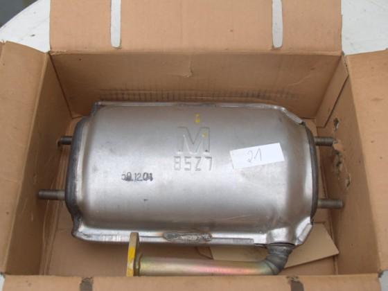 Katalysator Mazda RX 7 SA ?