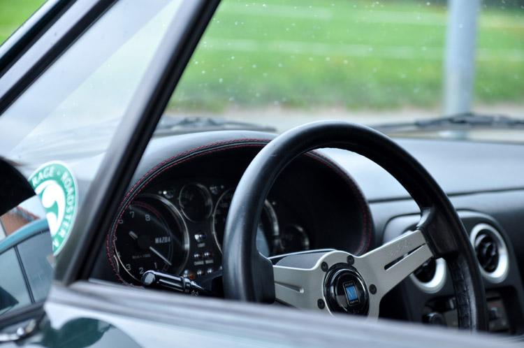 MX5 Cockpit 2012